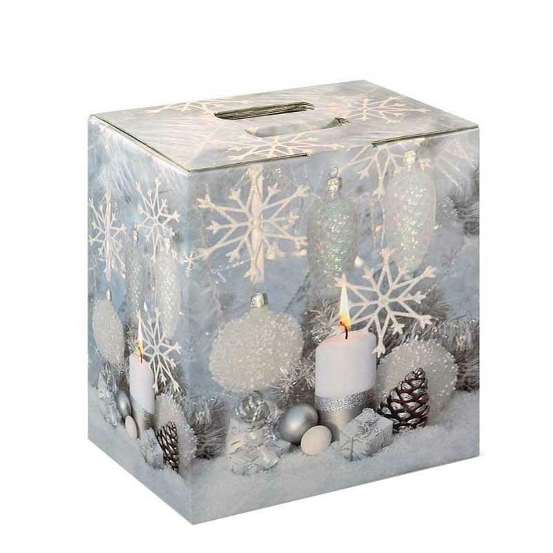 scotton spa scotton spa pacco dono cubo 305x225x350 mm - inverno