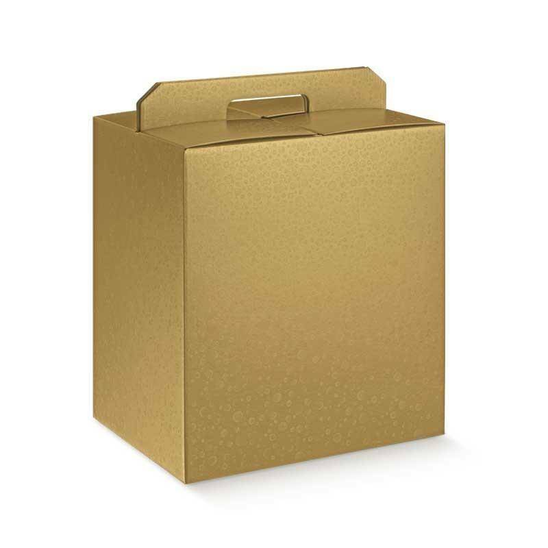 scotton spa scotton spa pacco dono 280x200x350 mm - sfere oro
