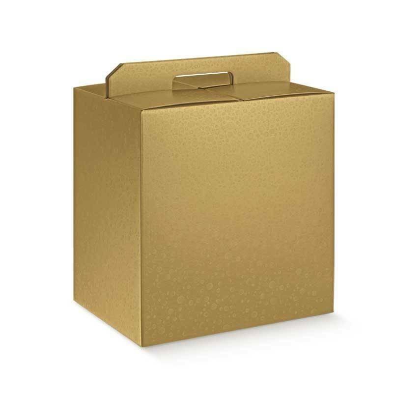 scotton spa scotton spa pacco dono 305x225x350 mm - sfere oro