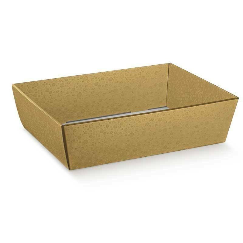 scotton spa scotton spa vassoio conico 180x90x75 mm - sfere oro