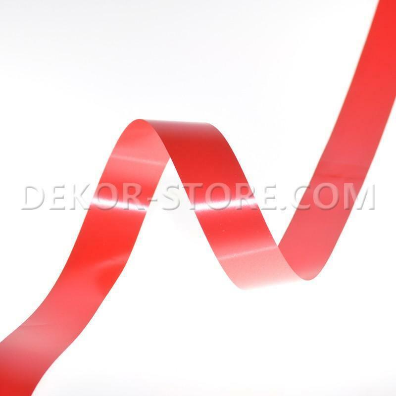 nastro reflex rosso 10 mm x 250 m -