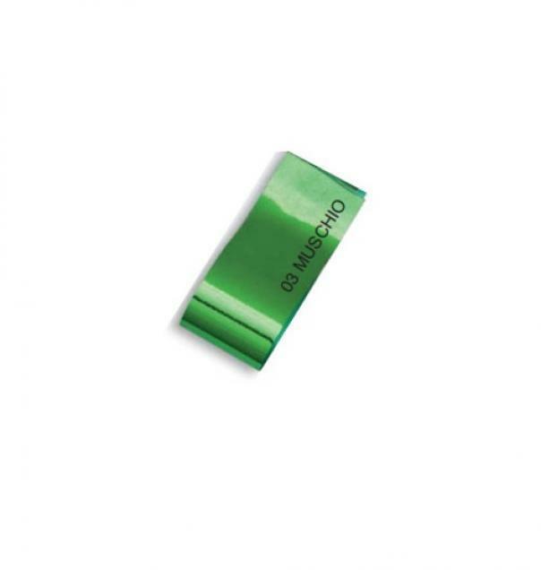 nastro reflex verde muschio 10 mm x 250 m -