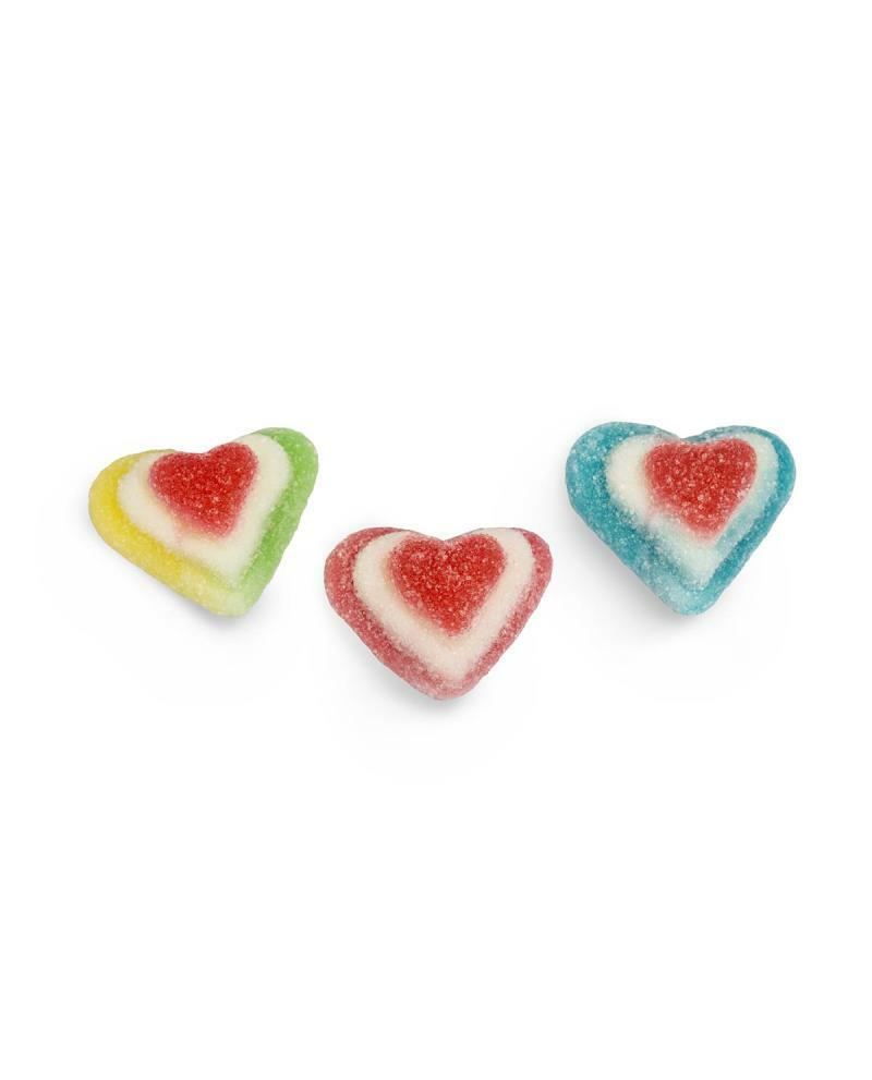 biribao biribao cuori multicolor 3d gommosi zuccherati 1 kg