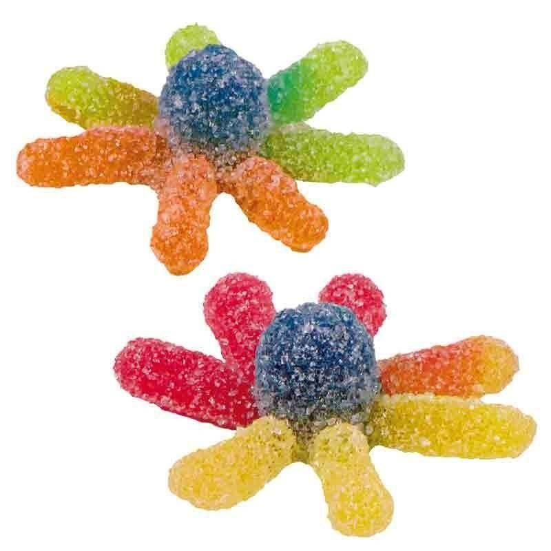 fini polipo colorato 1 kg - gommosi fini zuccherati