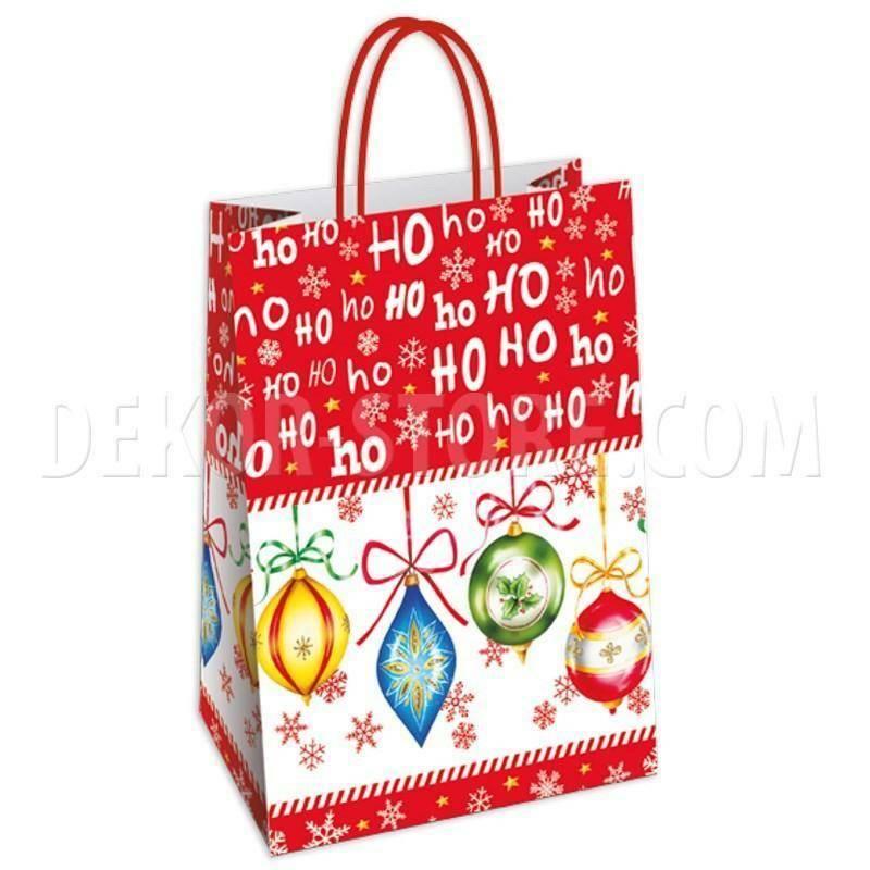 shopper in carta  bogota' - 21x8x26 cm