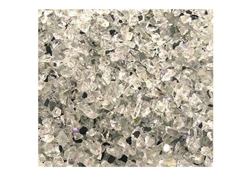 eurosand vetro specchiato 1-4 mm naturale (1 kg)