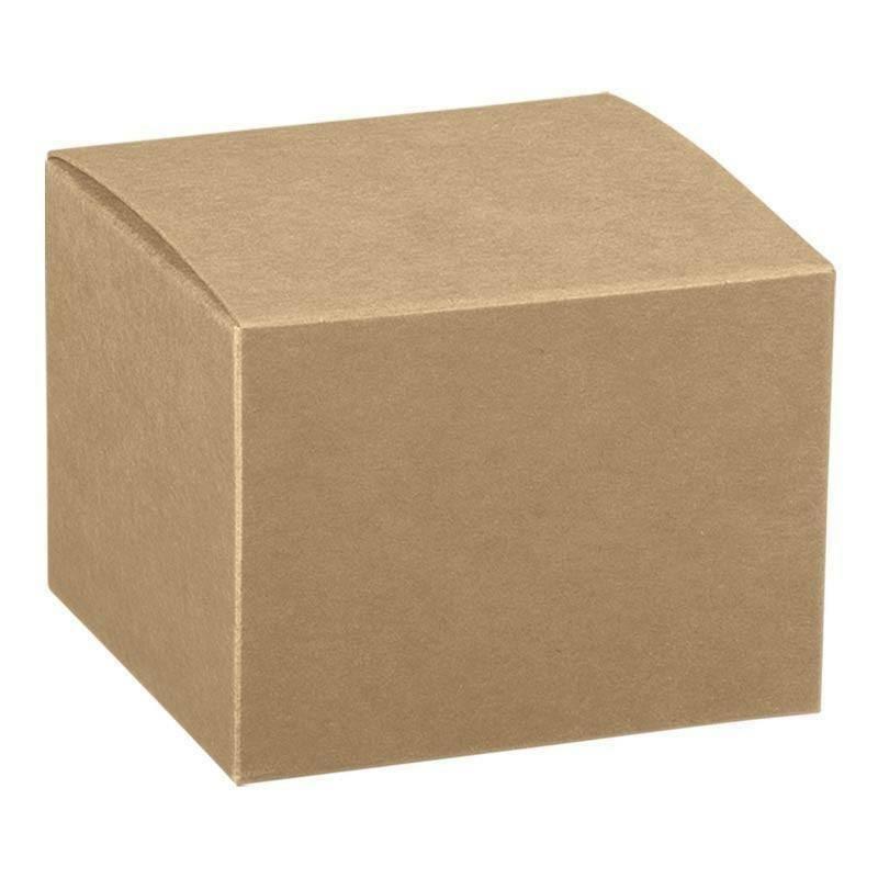 scotton spa scotton spa scatolina pieghevole 60x60x60mm - avana