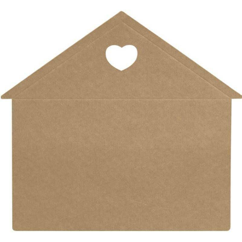 scotton spa scotton spa casa notes 150x165 mm in cartoncino con finestra cuore avana
