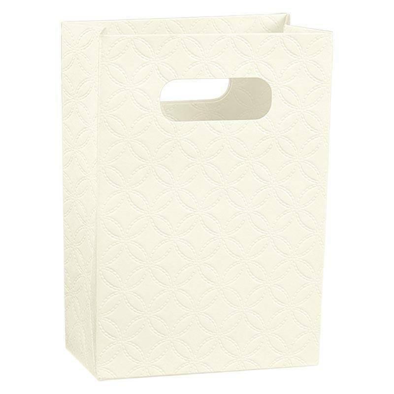 scotton spa scotton spa shopper box 100x50x145 mm matelasse bianco