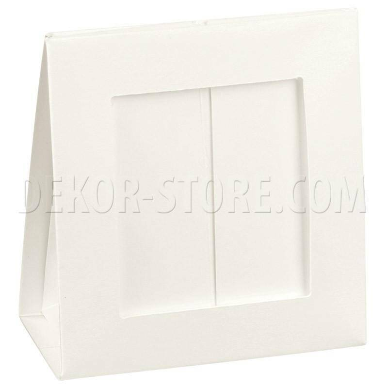 scotton spa scotton spa sacchetto 85x45x120mm cornice white