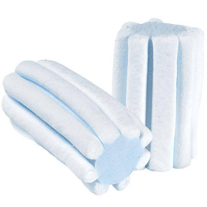 bulgari estruso striato bianco azzurro - 1 kg bulgari