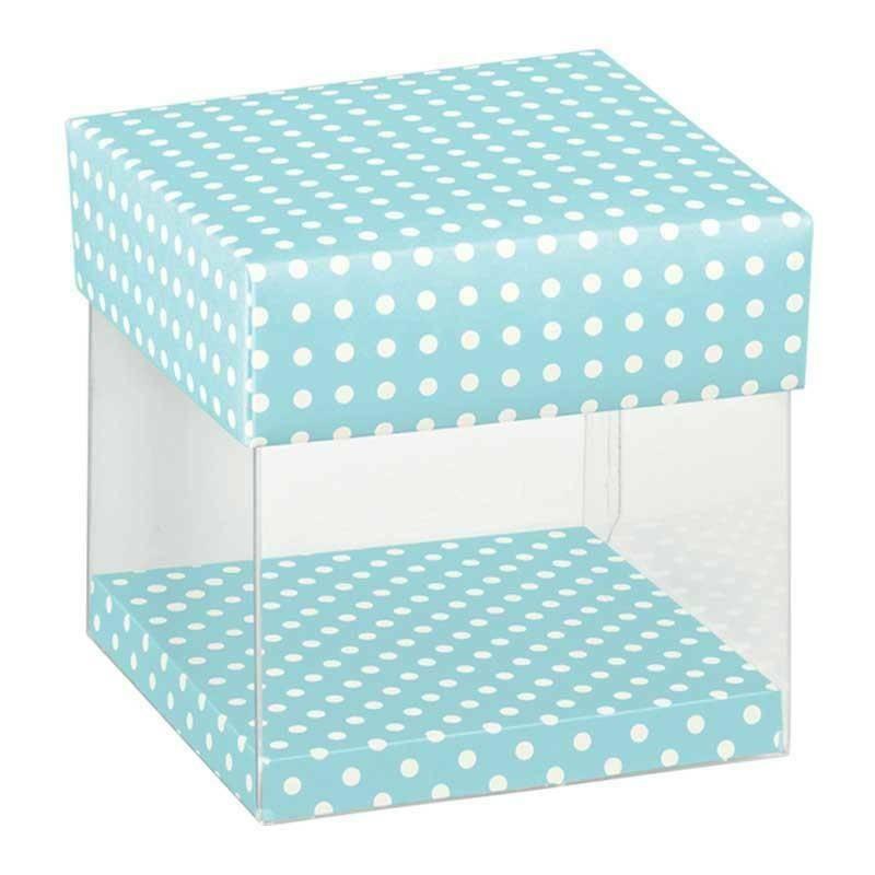 scotton spa scotton spa scatola 80x80x90 mm con coperchio e fondino -