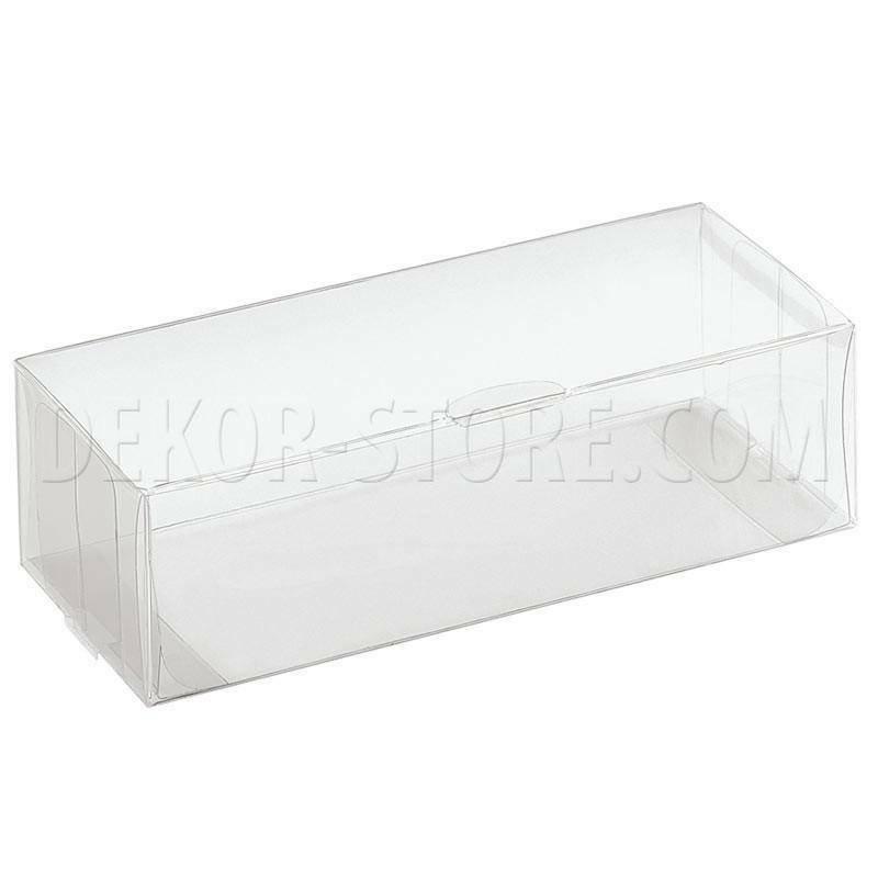 scotton spa scotton spa scatola pvc trasparente - 150x60xh40 mm automontante
