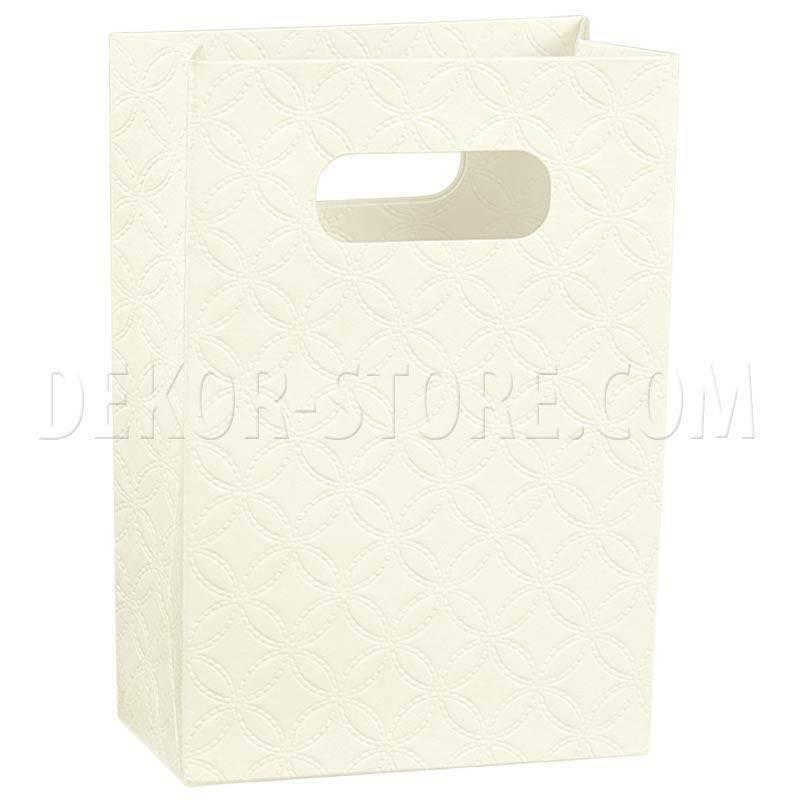 scotton spa scotton spa shopper box 130x70x180 mm - matelasse bianco