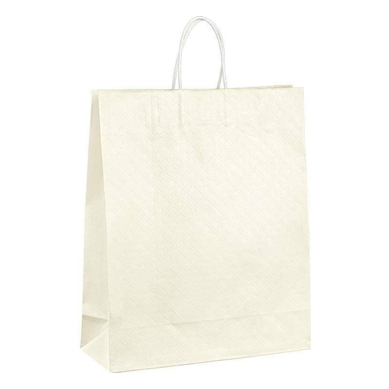 scotton spa scotton spa shopper cordino 350x130x430 mm - matelasse bianco