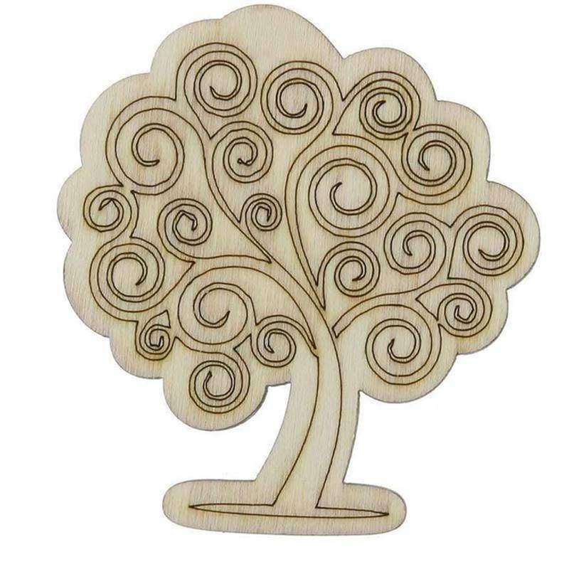sud time sud time albero della vita in legno naturale - 5 x 5 cm