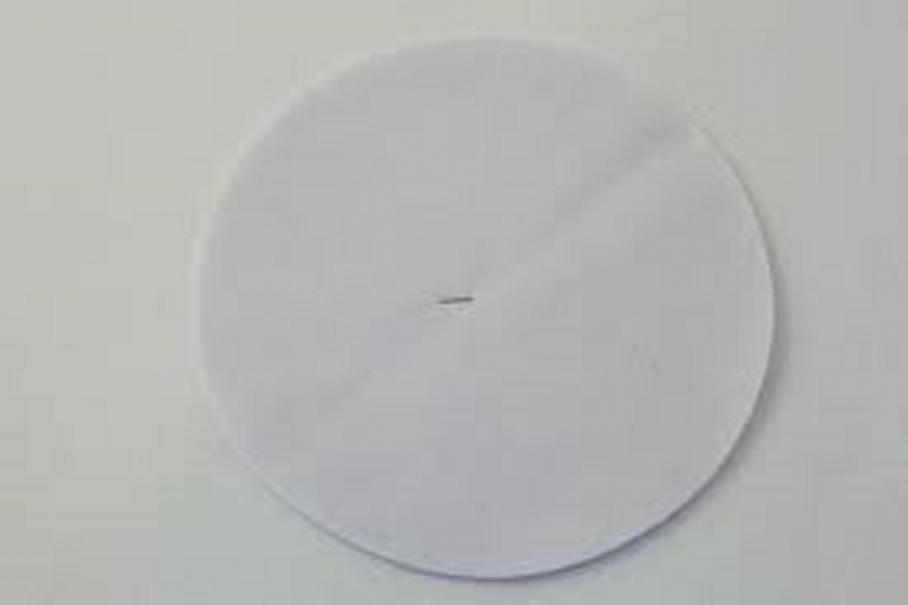 velo di fata bianco (24 cm x 50 pz)