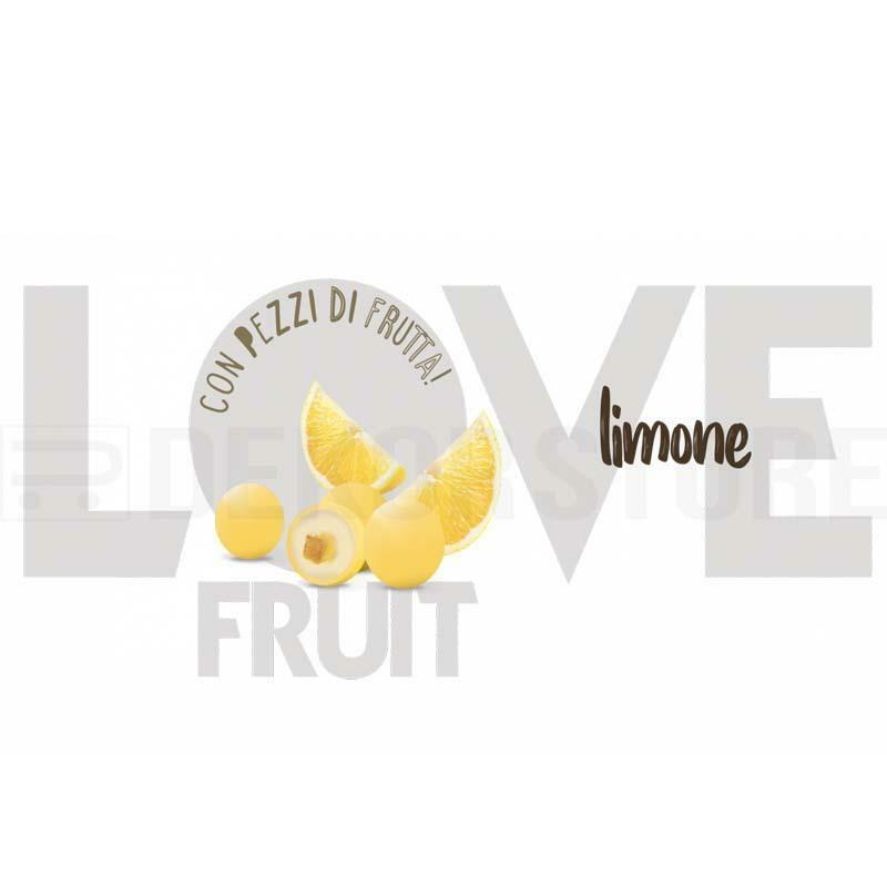 maxtris confetti maxtris love fruit limone - 1 kg
