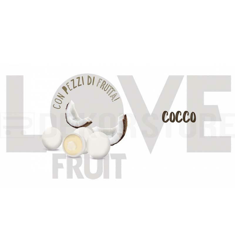 maxtris confetti maxtris love fruit cocco - 1 kg