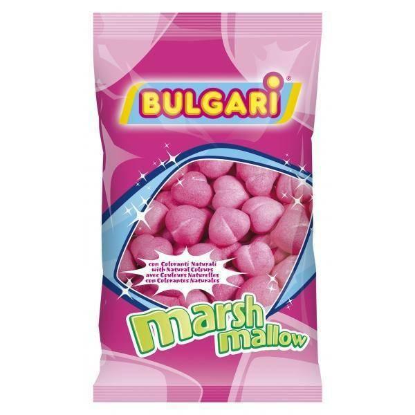 bulgari cuori rosa - 900gr marshmallows bulgari