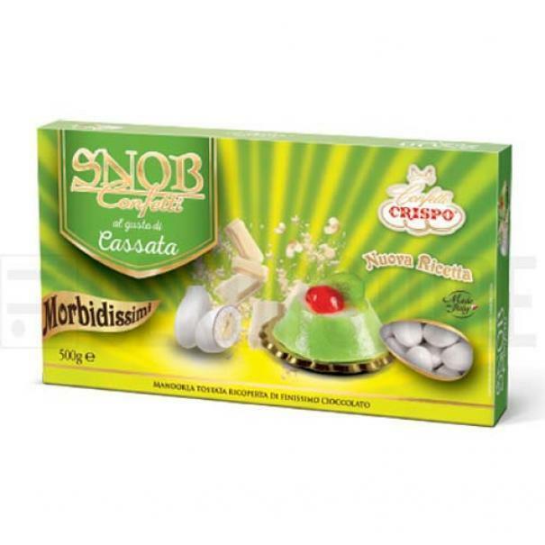 crispo confetti crispo cassata siciliana - snob 500 gr
