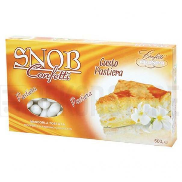 crispo confetti crispo pastiera - snob 500 gr