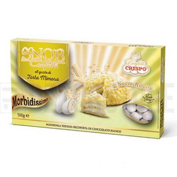 crispo confetti crispo torta mimosa - snob 500 gr