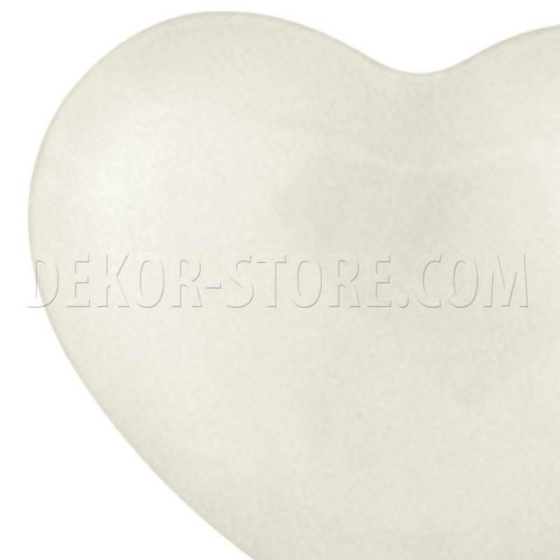 scotton spa scotton spa cuore avorio 18x15mm in resina