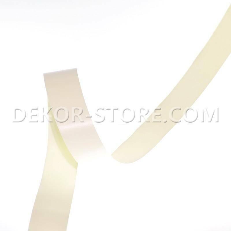 nastro splendene avorio 30 mm x 100 mt -