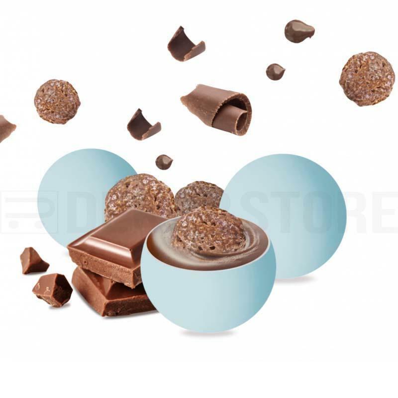 maxtris confetti maxtris chock bon azzurri - 900 gr