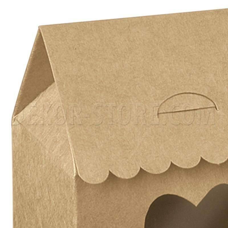 scotton spa scotton spa casetta 60x40x70 mm con finestra cuore - avana