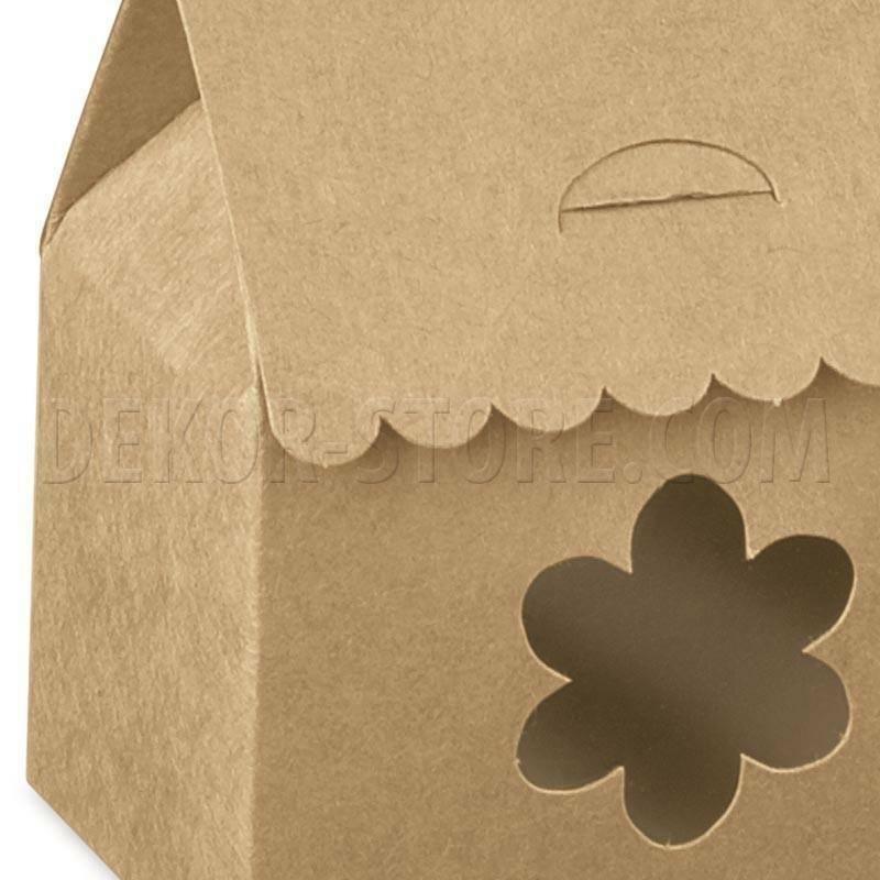scotton spa scotton spa casetta 60x40x70 mm con finestra fiore avana