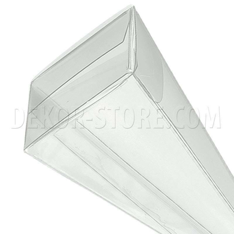 scotton spa mini cono trasparente 100 mm - 10 pz