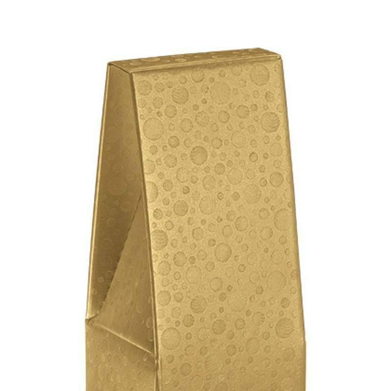 scotton spa scotton spa scatola 1 bottiglia 90x90x370 mm - sfere oro
