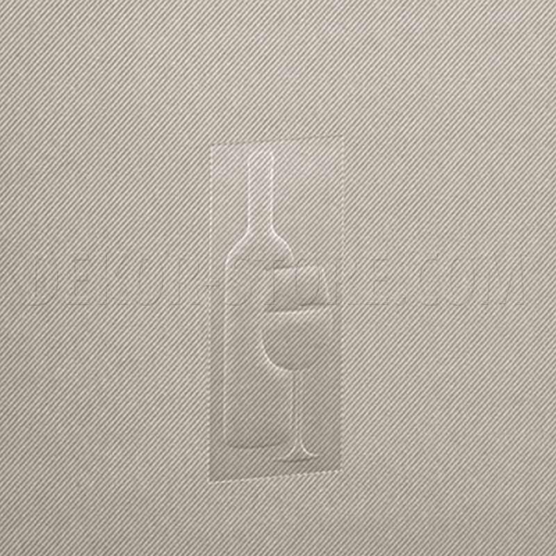 scotton spa scotton spa cantinetta 3 bottiglie 340x280x90 mm - tortora