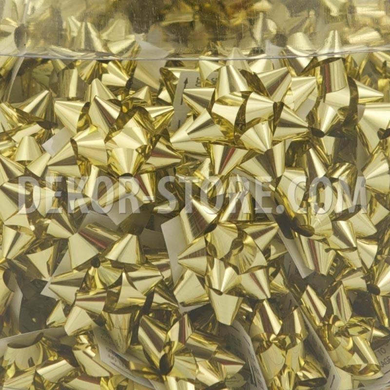 bolis stella micro nastro mirror 5 mm oro - 100 pz