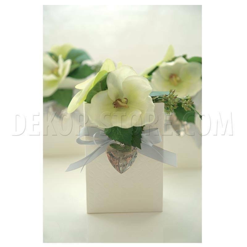 scotton spa scotton spa cuore love con fiori - 40 mm
