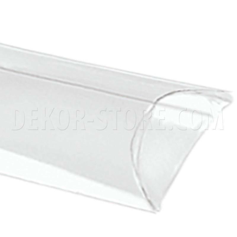 scotton spa scotton spa tubo 200x48 mm - pvc trasparente per uso alimentare