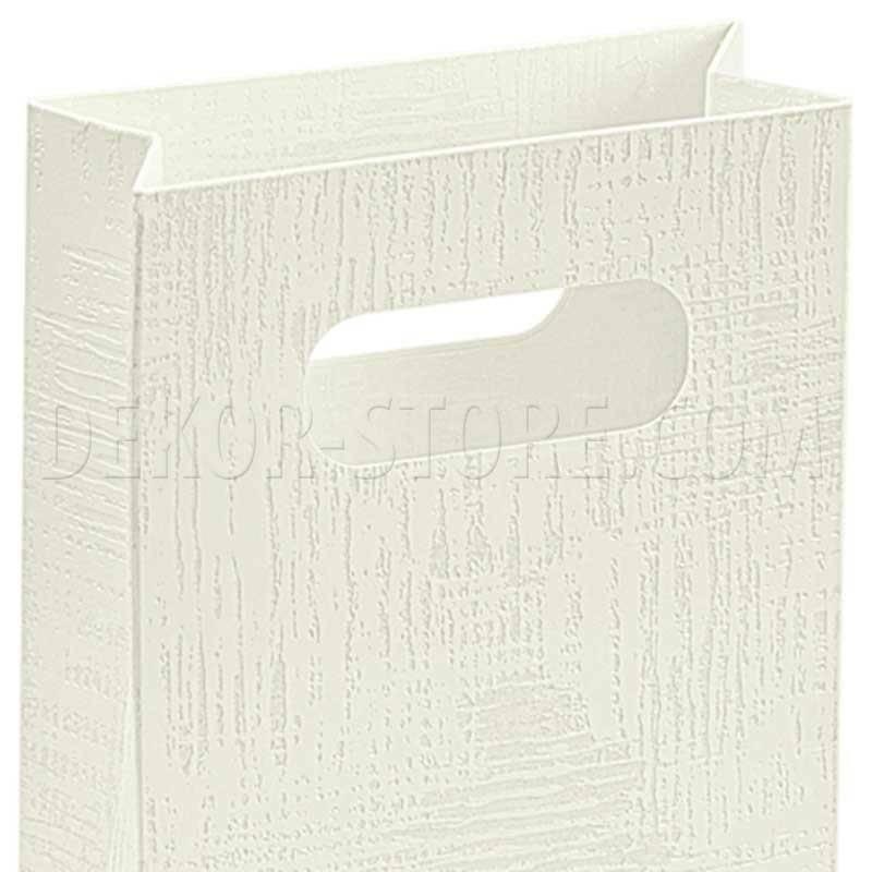 scotton spa scotton spa shopper box 160x80x230 mm - tela bianco