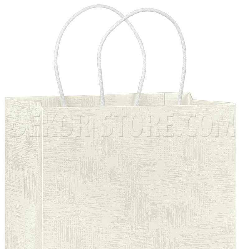 scotton spa scotton spa shopper cordino 310x120x380 mm tela bianco