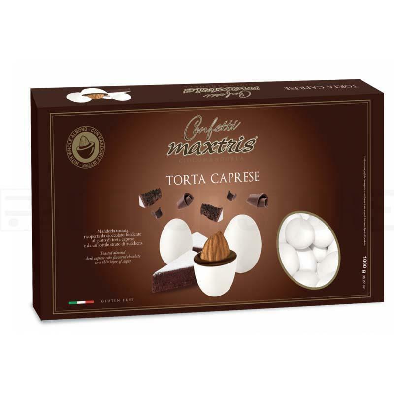 maxtris confetti maxtris torta caprese - 1 kg