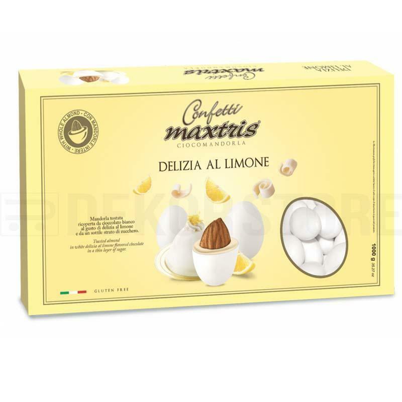 maxtris confetti maxtris delizia al limone - 1 kg