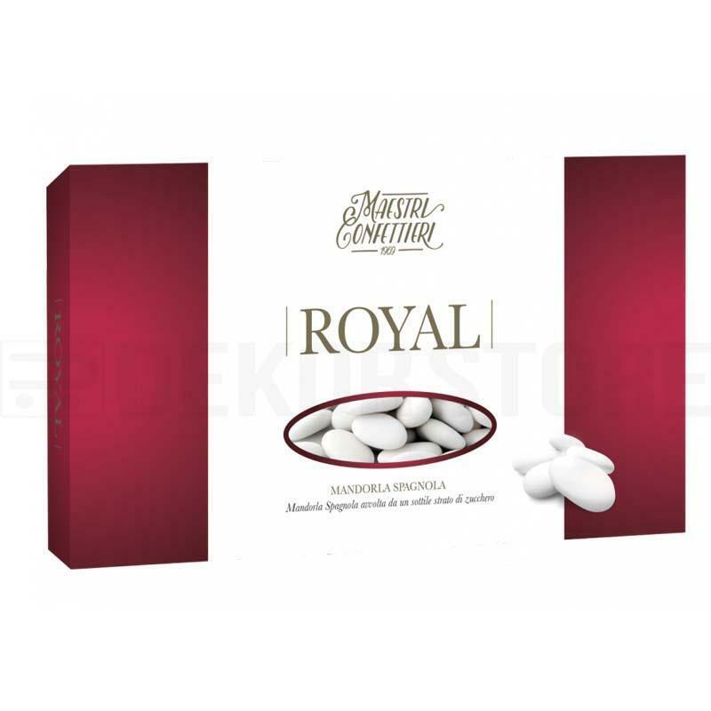 maxtris maxtris confetti mandorle spagnole 40 - royal (300pz)