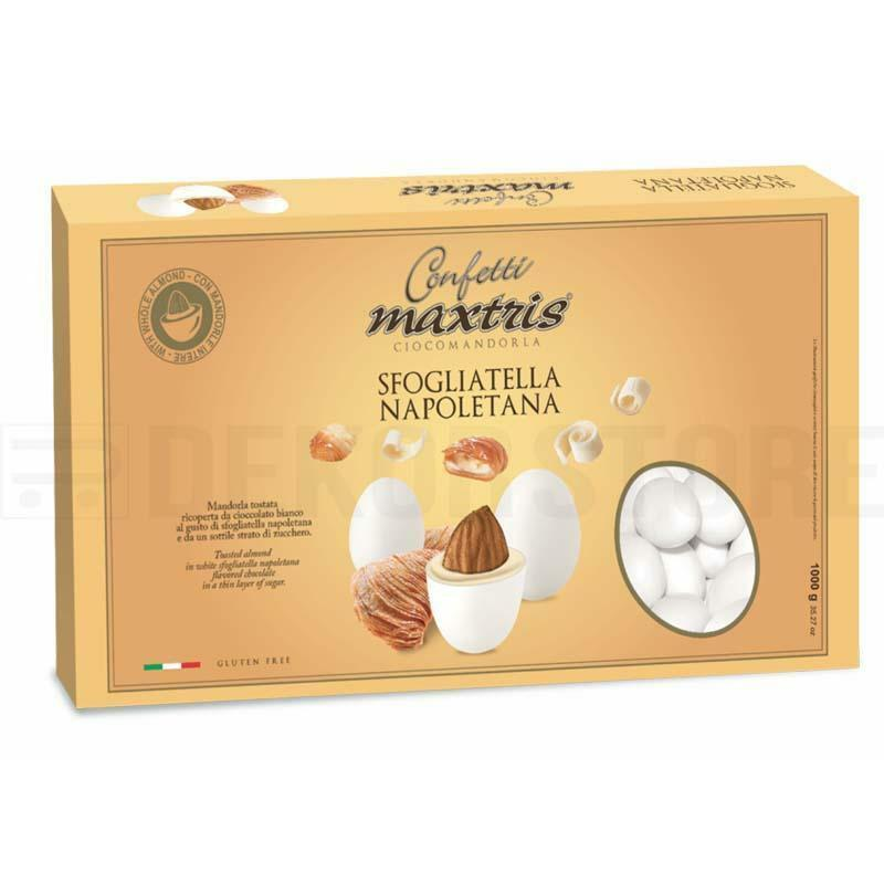 maxtris confetti maxtris sfogliatella napoletana - 1 kg