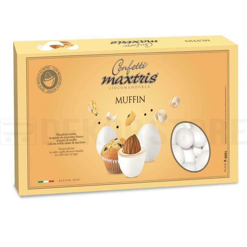 maxtris confetti maxtris muffin - 1 kg