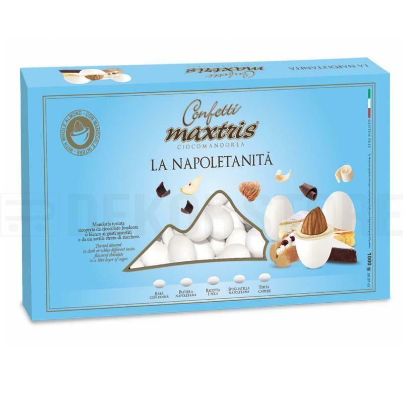 maxtris confetti maxtris napoletanita' - 1 kg