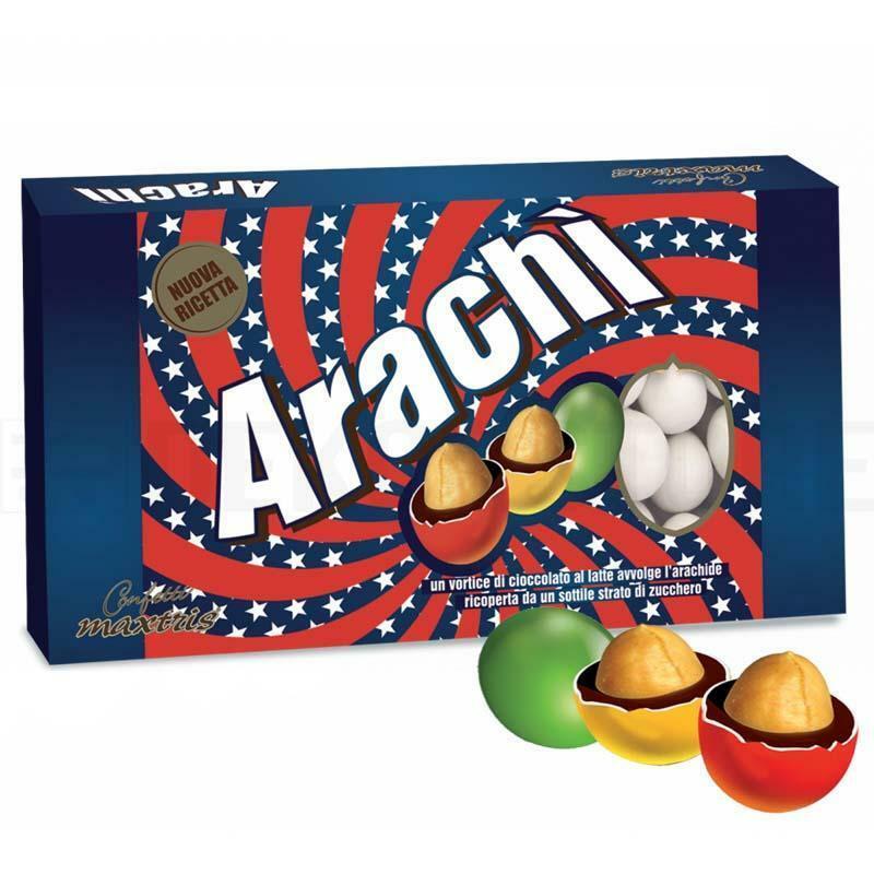 maxtris maxtris arachi' mix color - confetti 1 kg