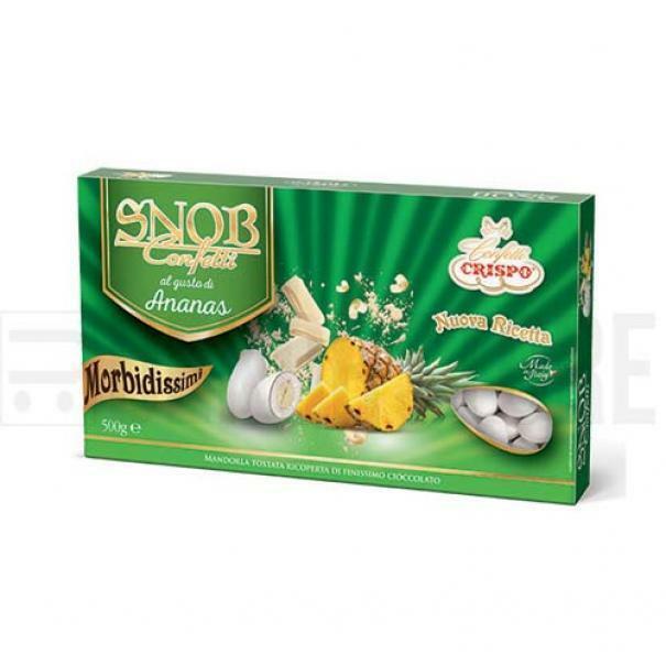 crispo confetti crispo ananas - snob 500 gr