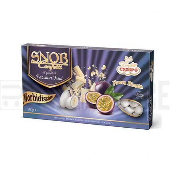 crispo confetti crispo fruit passion - snob 500 gr