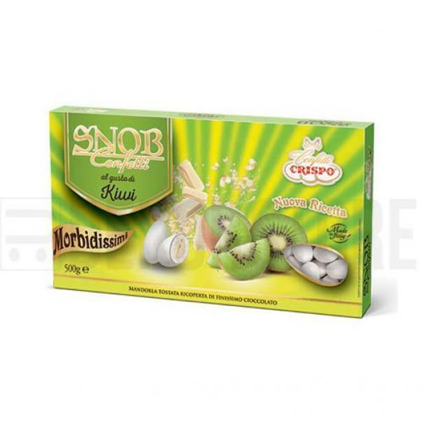 crispo confetti crispo kiwi - snob 500 gr
